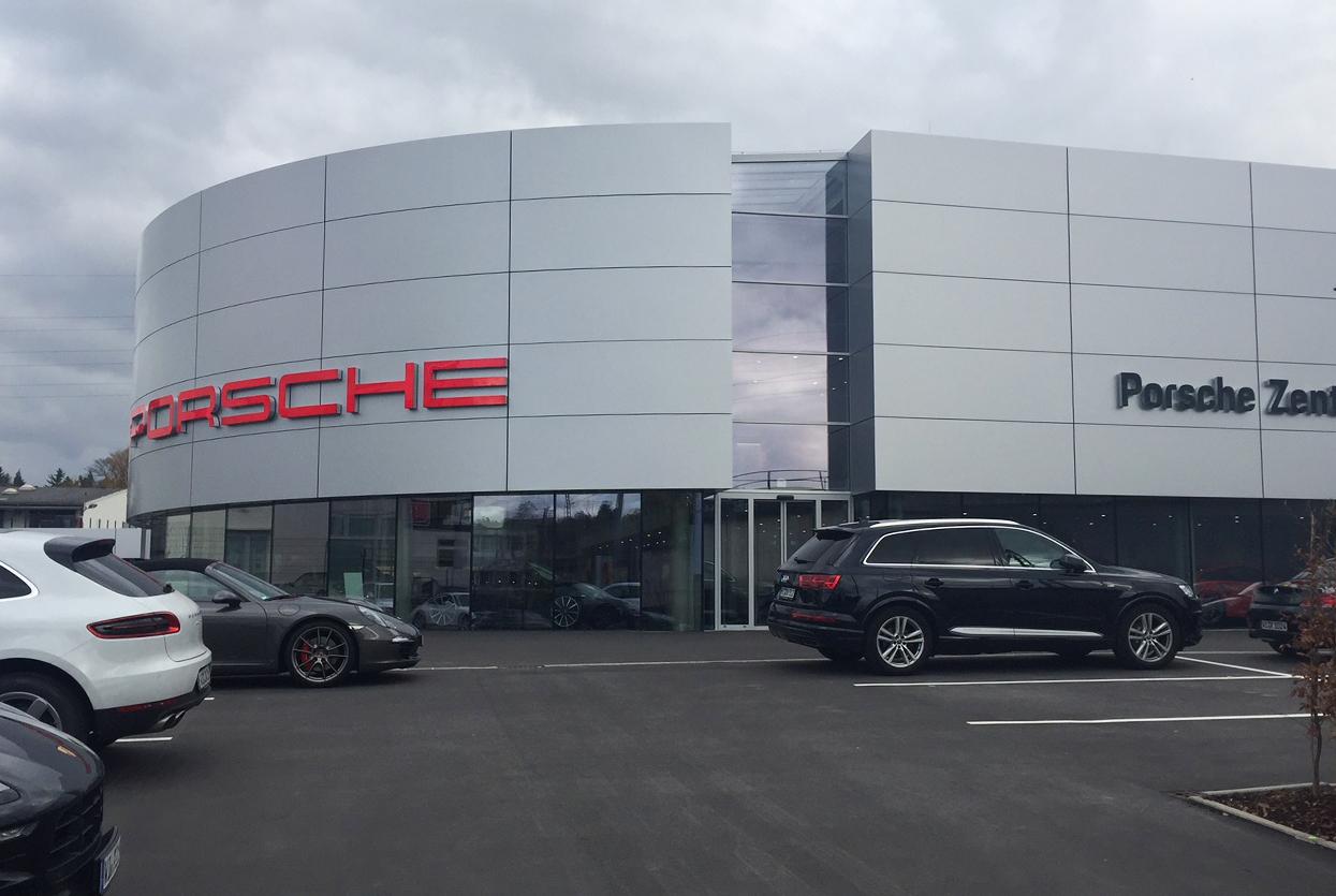 Porsche Zentrum Wiesbaden